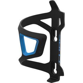 Cube HPP-Sidecage Flaskeholder, black/blue